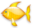 Language fish icon