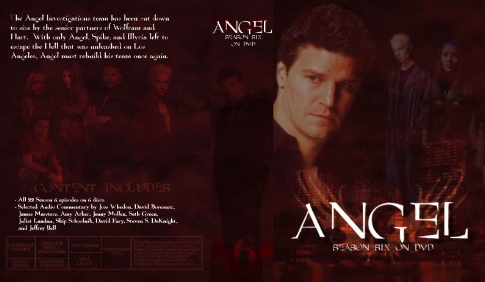 Angel: Season 6