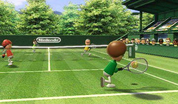 Wii Sports is cool