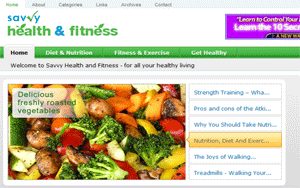 Savvy Health & Fitness